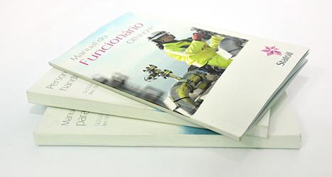 Impressão e Encadernação Lombada Quadrada-image